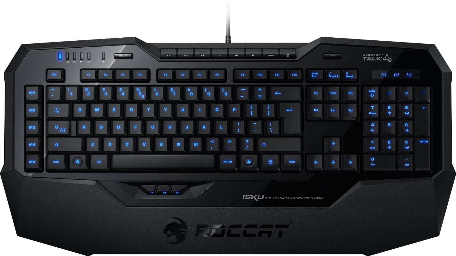Roccat Isku Illuminated